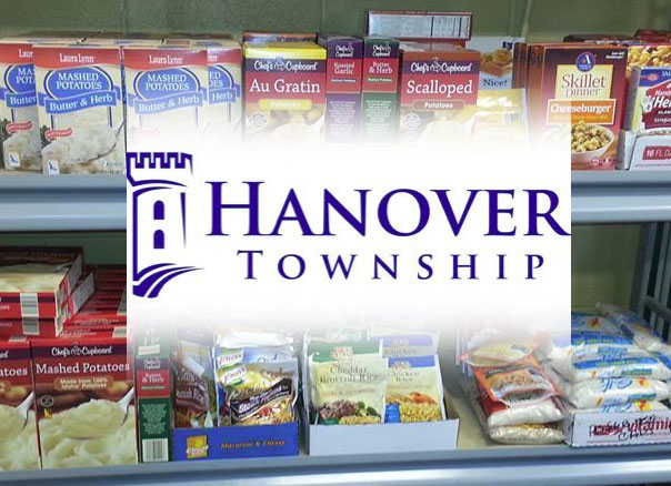click here to learn more about the Hanover Township Food Pantry