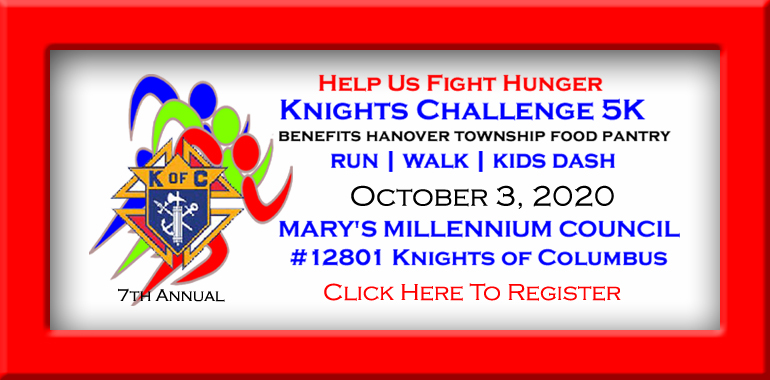Click HERE to Register for October 5k